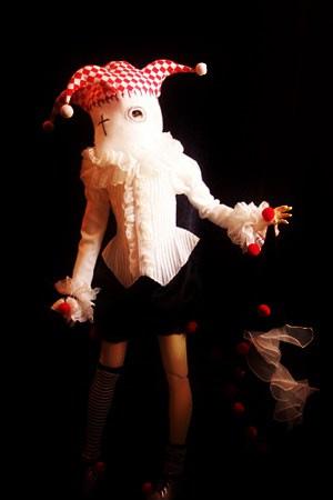 Dollheart Clown